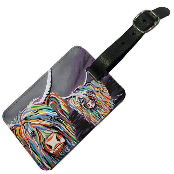 Rab & Isa McCoo - Luggage Tag