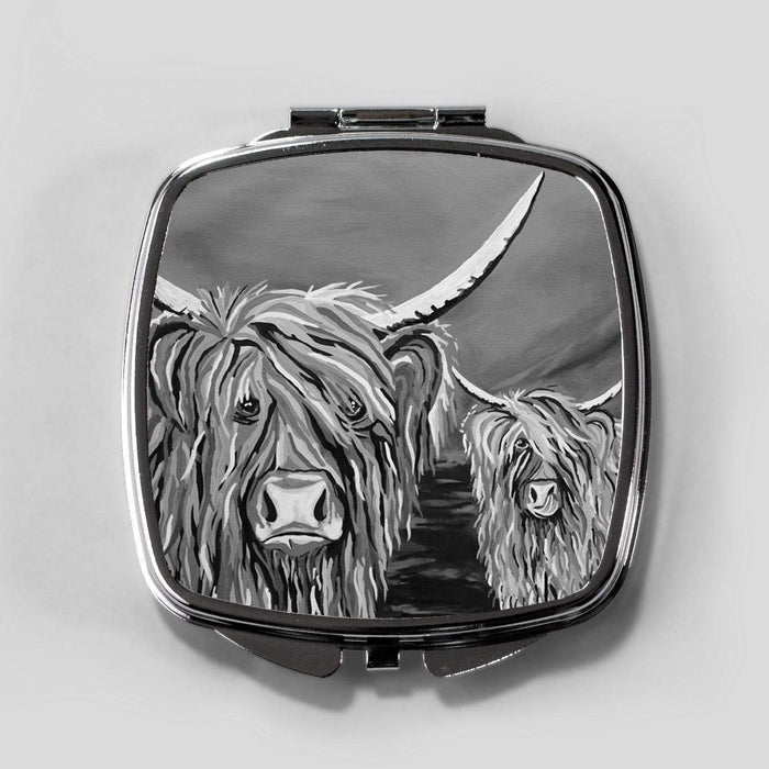 Rab & Isa McCoo The Noo - Cosmetic Mirror
