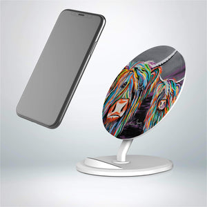 Rab & Isa McCoo - Wireless Charger