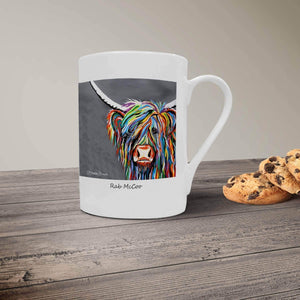 Rab McCoo - Bone China Mug