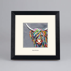 Rab McCoo - Digital Mounted Print