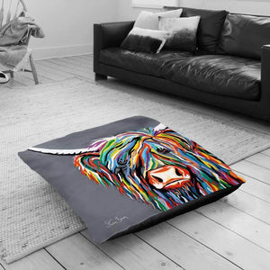 Rab McCoo - Floor Cushion
