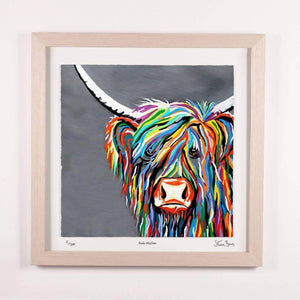 Rab McCoo - Framed Limited Edition Floating Prints