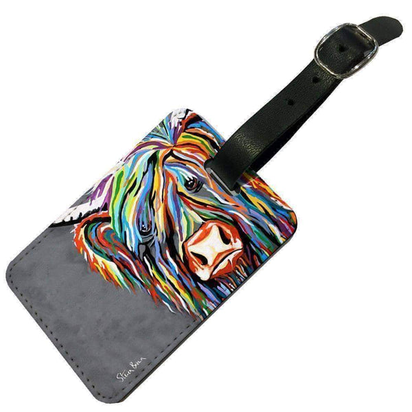 Rab McCoo - Luggage Tag