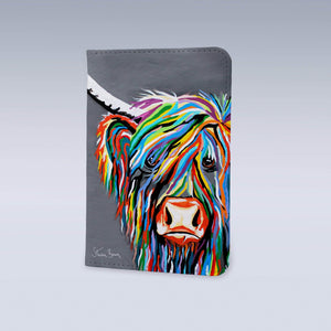 Rab McCoo - Passport Cover