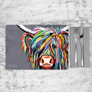 Rab McCoo - Placemat