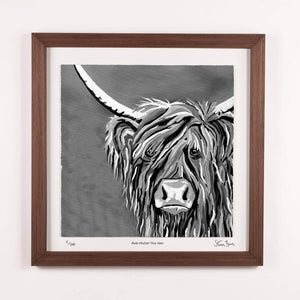 Rab McCoo The Noo - Framed Limited Edition Floating Prints