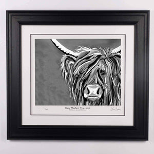 Rab McCoo The Noo- Platinum Limited Edition Prints
