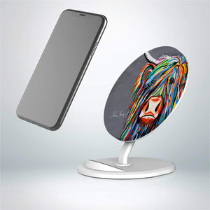 Rab McCoo - Wireless Charger