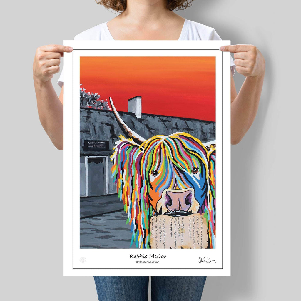 Rabbie McCoo - Collector's Edition Prints