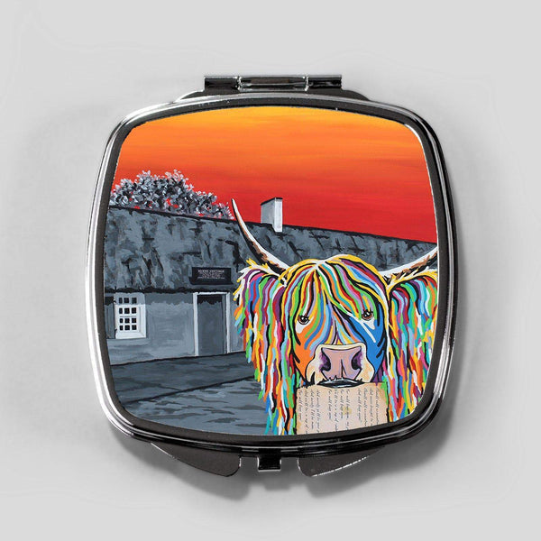 Rabbie McCoo - Cosmetic Mirror