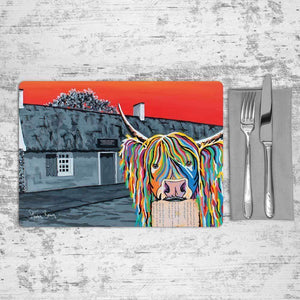 Rabbie McCoo - Placemat