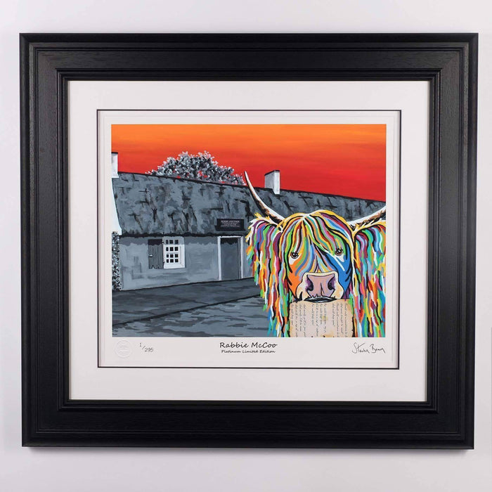 Rabbie McCoo - Platinum Limited Edition Prints