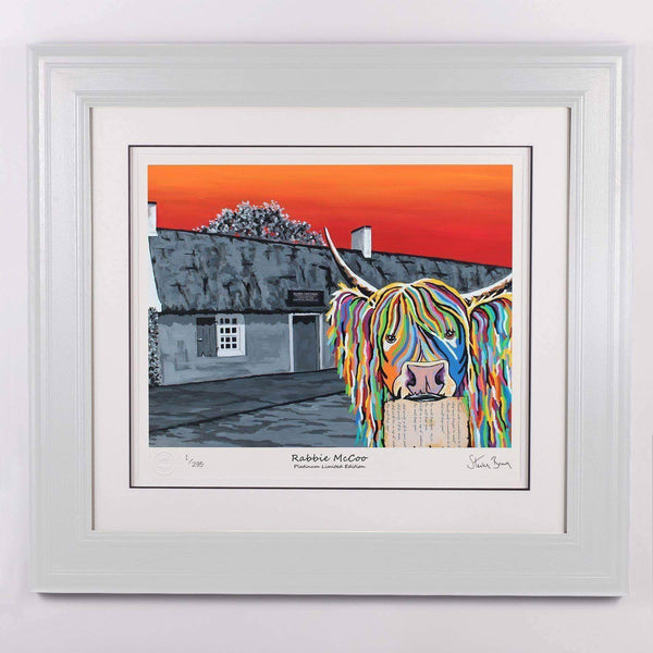 Rabbie McCoo- Platinum Limited Edition Prints