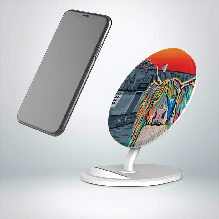 Rabbie McCoo - Wireless Charger