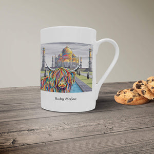 Ruby McCoo - Bone China Mug