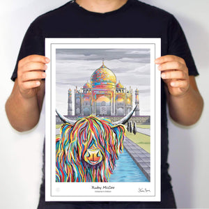 Ruby McCoo - Collector's Edition Prints