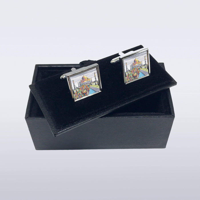Ruby McCoo - Cufflinks