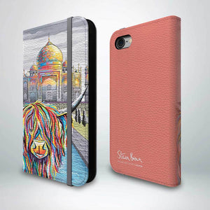Ruby McCoo - Flip Phone Case