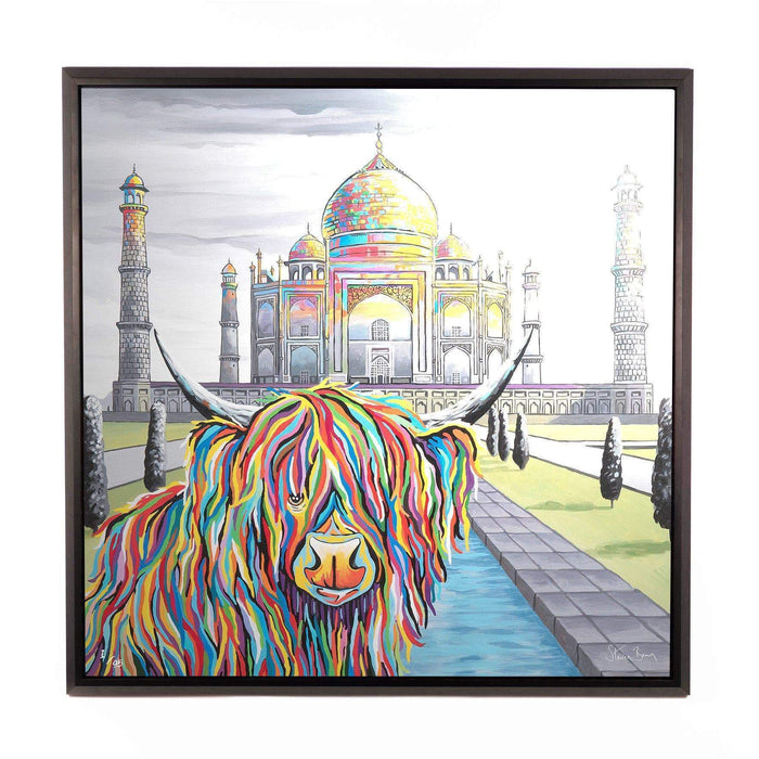 Ruby McCoo - Framed Limited Edition Aluminium Wall Art