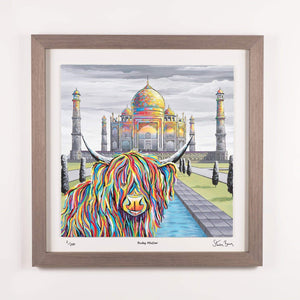 Ruby McCoo - Framed Limited Edition Floating Prints