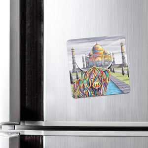 Ruby McCoo - Fridge Magnet