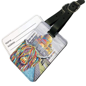 Ruby McCoo - Luggage Tag