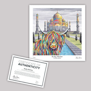 Ruby McCoo - Mini Limited Edition Print