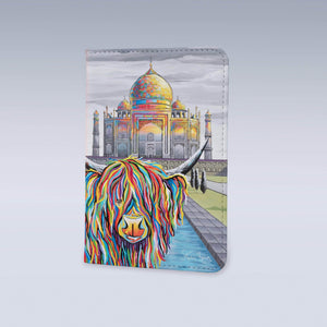 Ruby McCoo - Passport Cover
