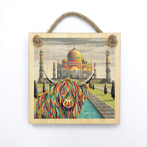 Ruby McCoo - Wooden Wall Plaque