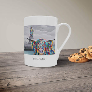 Sam McCoo- Bone China Mug