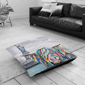 Sam McCoo - Floor Cushion