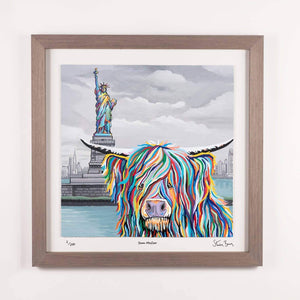 Sam McCoo - Framed Limited Edition Floating Prints