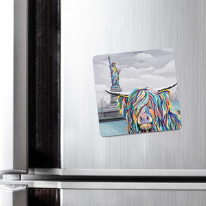 Sam McCoo - Fridge Magnet