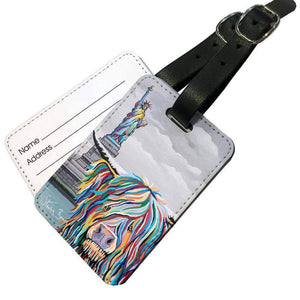 Sam McCoo - Luggage Tag