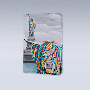 Sam McCoo - Passport Cover