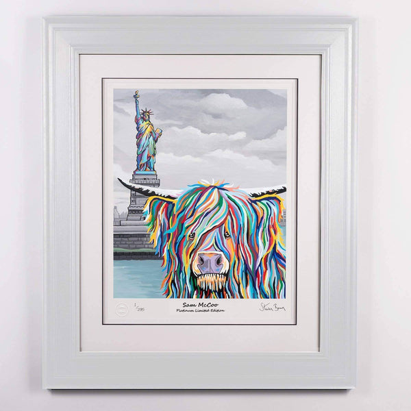 Sam McCoo - Platinum Limited Edition Prints