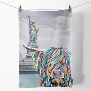 Sam McCoo - Tea Towel