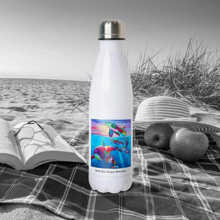 Save the Ocean Families - Drinks Bottle
