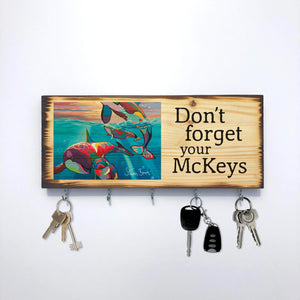 Save the Ocean Families - McKey Holder