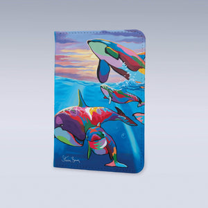 Save the Ocean Families - Passport Cover