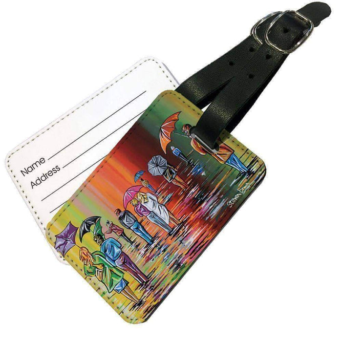 Scottish Autumn - Luggage Tag