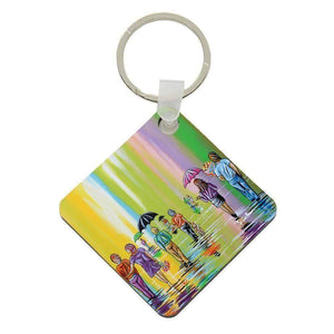 Scottish Spring - Keyring