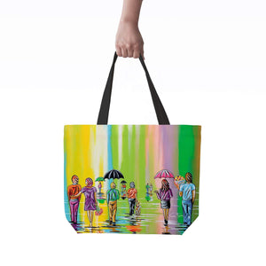 Scottish Spring - Tote Bag