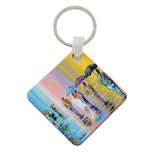 Scottish Summer - Keyring