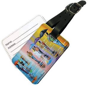 Scottish Summer - Luggage Tag