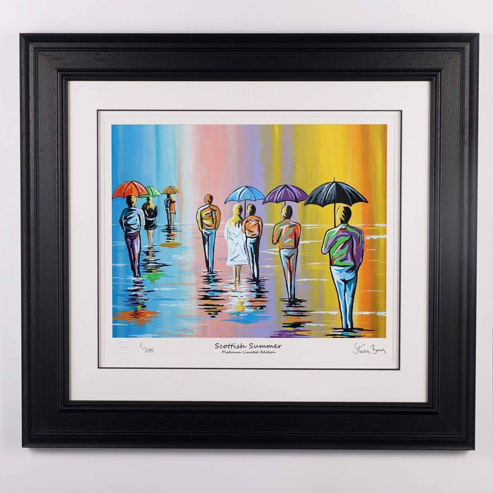 Scottish Summer - Platinum Limited Edition Prints