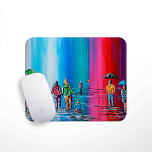 Scottish Winter - Mouse Mat