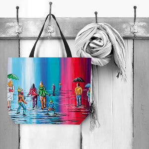 Scottish Winter - Tote Bag