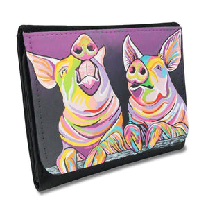 Sharon & Tracy McFarm - Mens Wallet
